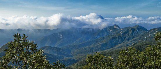 8,临朐沂山风景区 沂山风景区位于临朐县城南45公里,总面积65平方